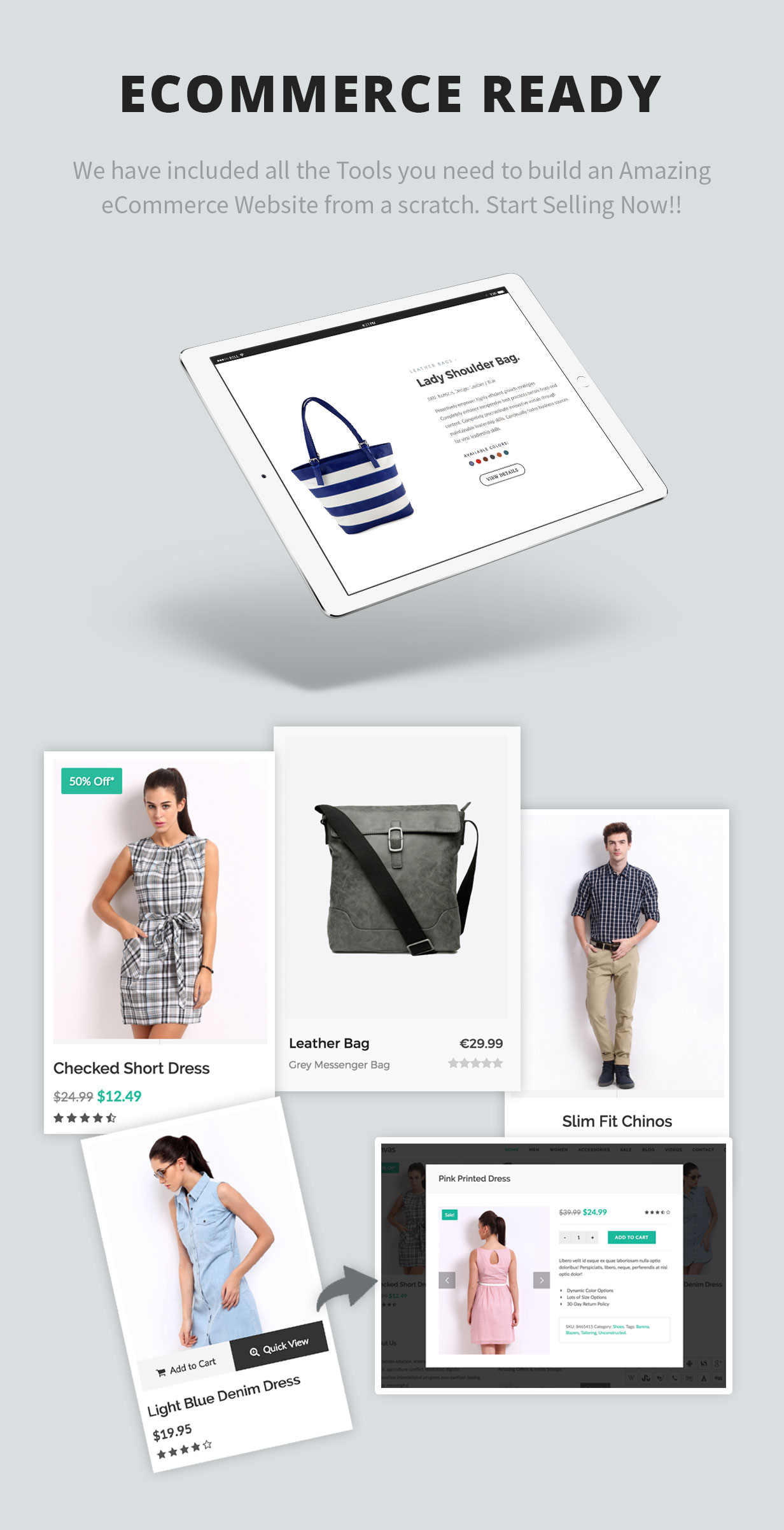 ecommerce - Canvas | The Multi-Purpose HTML5 Template