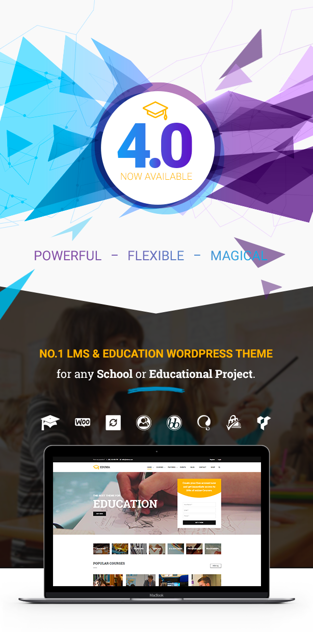 eduma header 01 v40 - Education WordPress Theme | Eduma