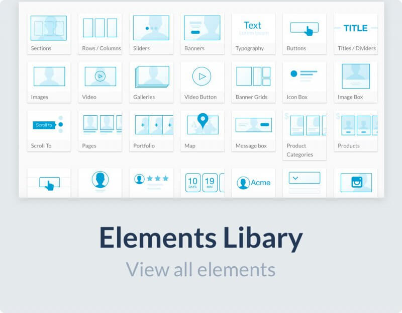 elements libary 800x622 - Flatsome | Multi-Purpose Responsive WooCommerce Theme