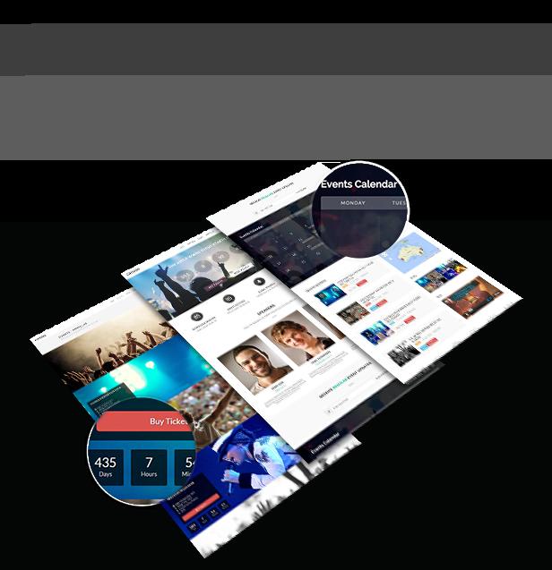 event - Canvas   The Multi-Purpose HTML5 Template