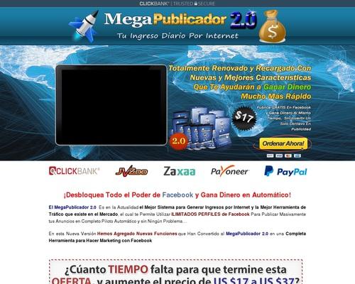 exitos21 x400 thumb - ¡DESCUENTO ESPECIAL! - Nuevo MegaPublicador Plus
