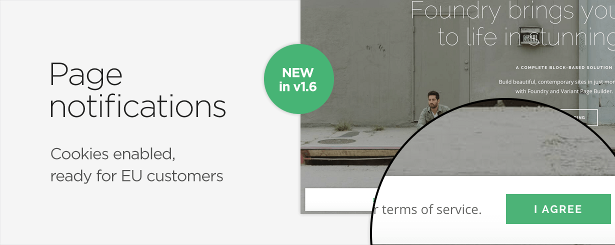 f promo5 - Foundry Multipurpose HTML + Variant Page Builder