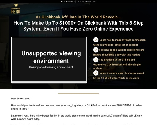 fbsuperaff x400 thumb - Unauthorized Affiliate - error page