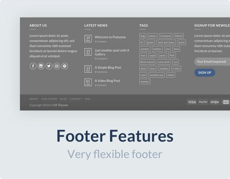 footer features 800x622 - Flatsome | Multi-Purpose Responsive WooCommerce Theme