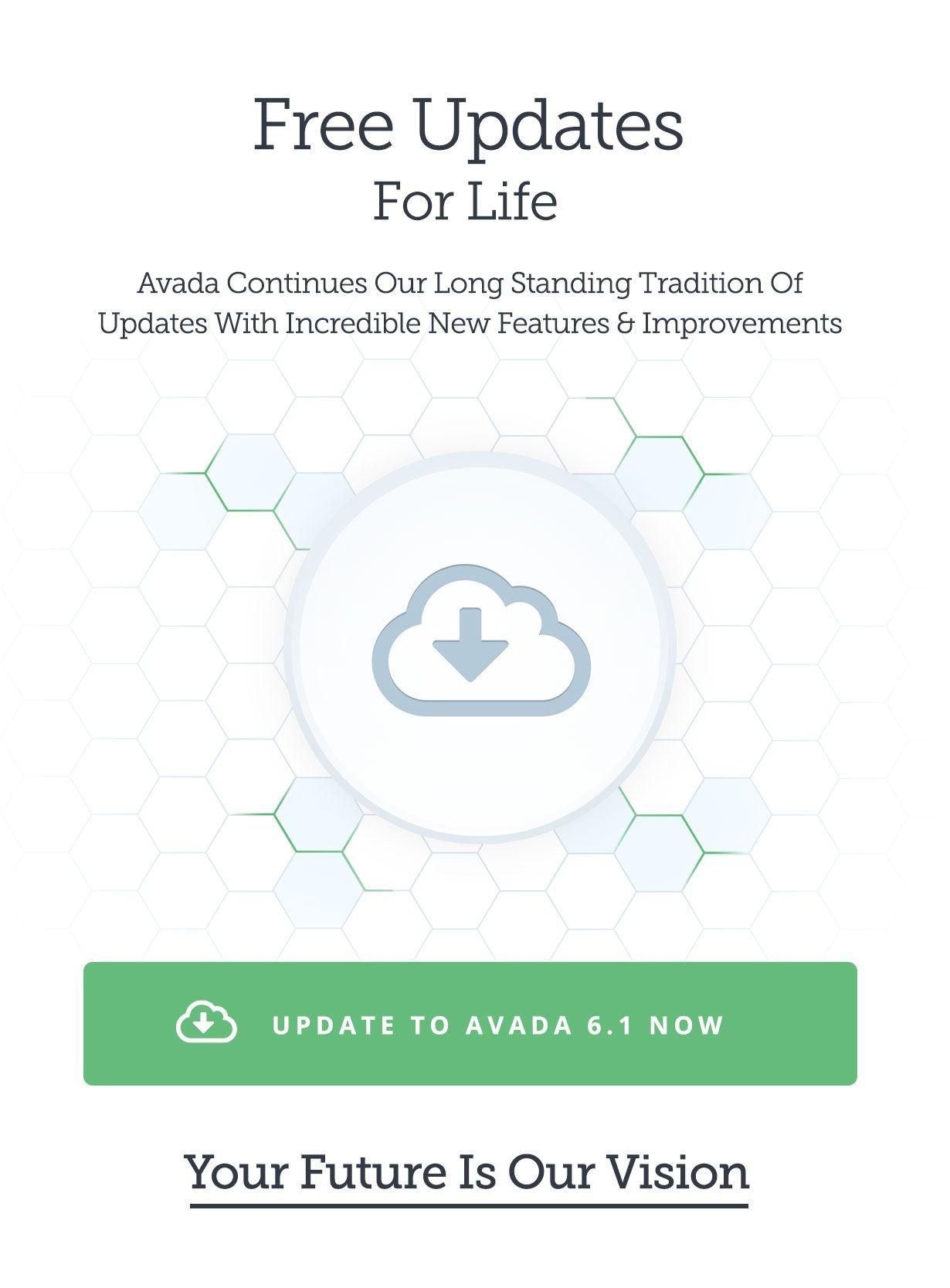 free updates 61 - Avada   Website Builder For WordPress & WooCommerce