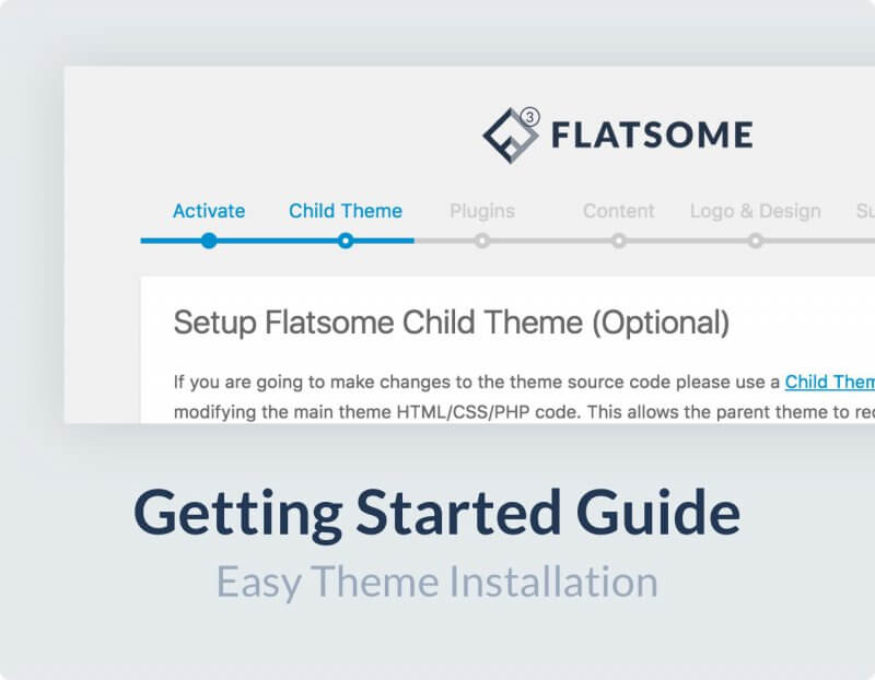 getting started 800x622 - Flatsome | Multi-Purpose Responsive WooCommerce Theme