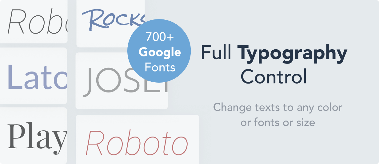 google fonts - Flatsome | Multi-Purpose Responsive WooCommerce Theme