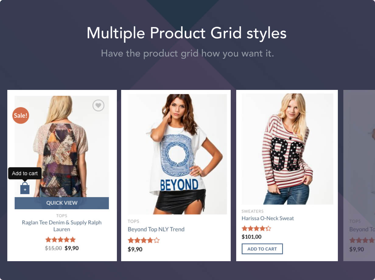 grid layouts - Flatsome | Multi-Purpose Responsive WooCommerce Theme
