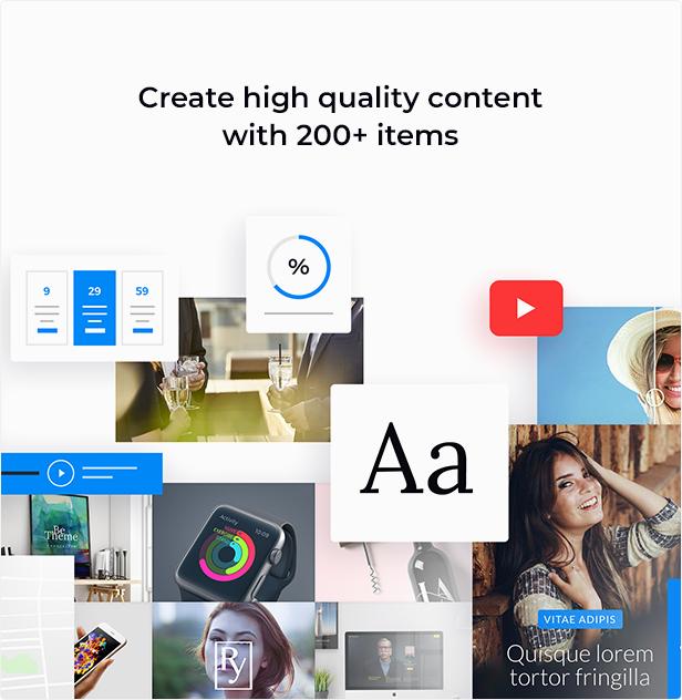 items - BeTheme - Responsive Multi-Purpose WordPress Theme