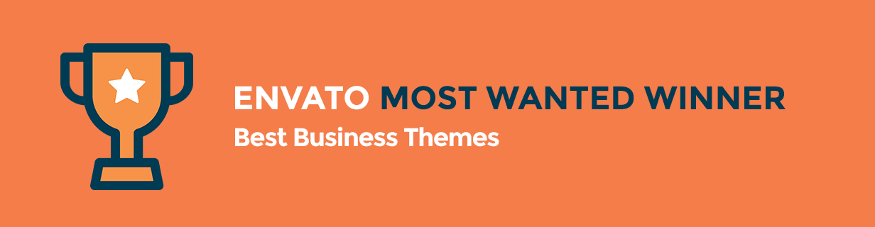 most wanted - Consulting - Business, Finance WordPress Theme