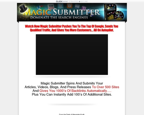 msubmitter x400 thumb - Magic Submitter