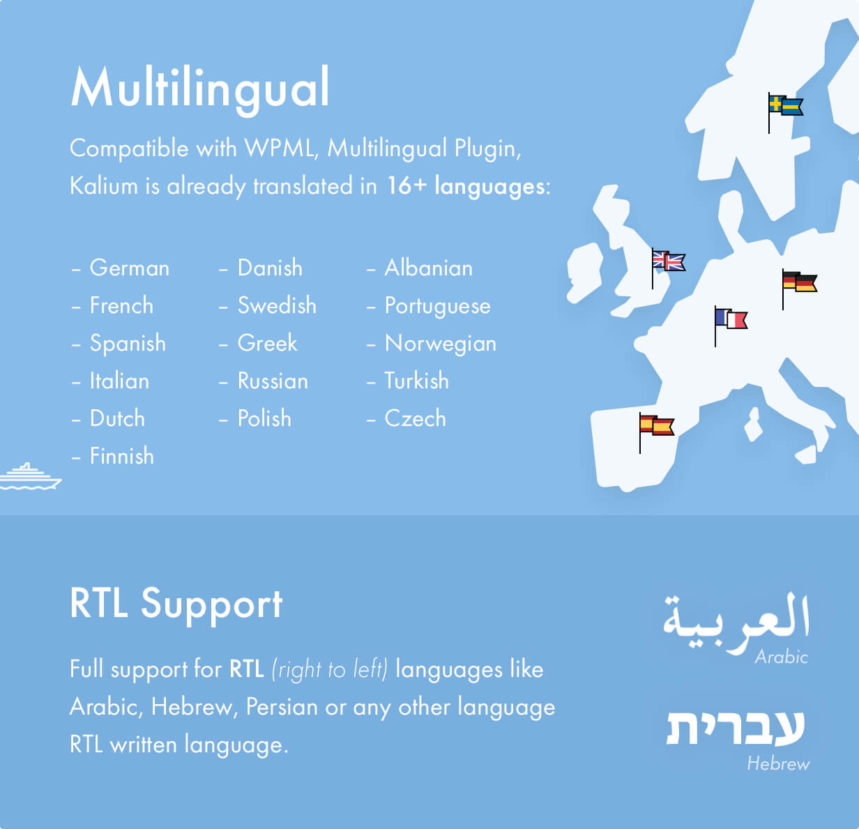 multilingual - Kalium - Creative Theme for Professionals