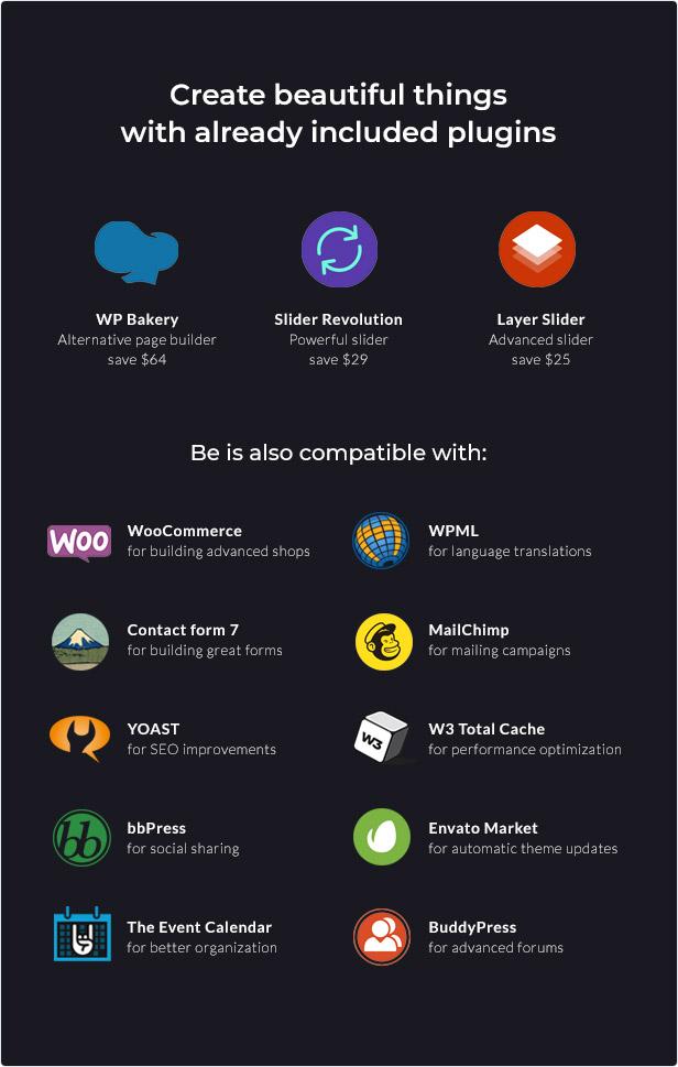plugins 2151 - BeTheme - Responsive Multi-Purpose WordPress Theme