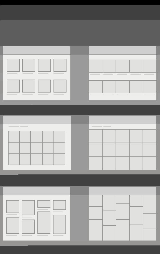 portfolio layout - Canvas   The Multi-Purpose HTML5 Template