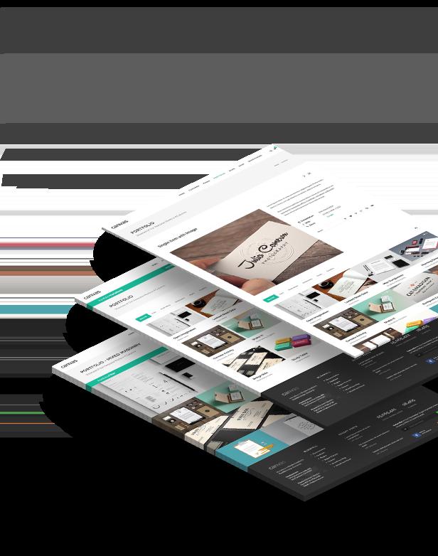 portfolio options - Canvas   The Multi-Purpose HTML5 Template