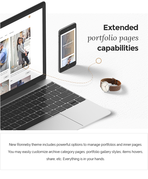 portfolio new - Ronneby - High-Performance WordPress Theme