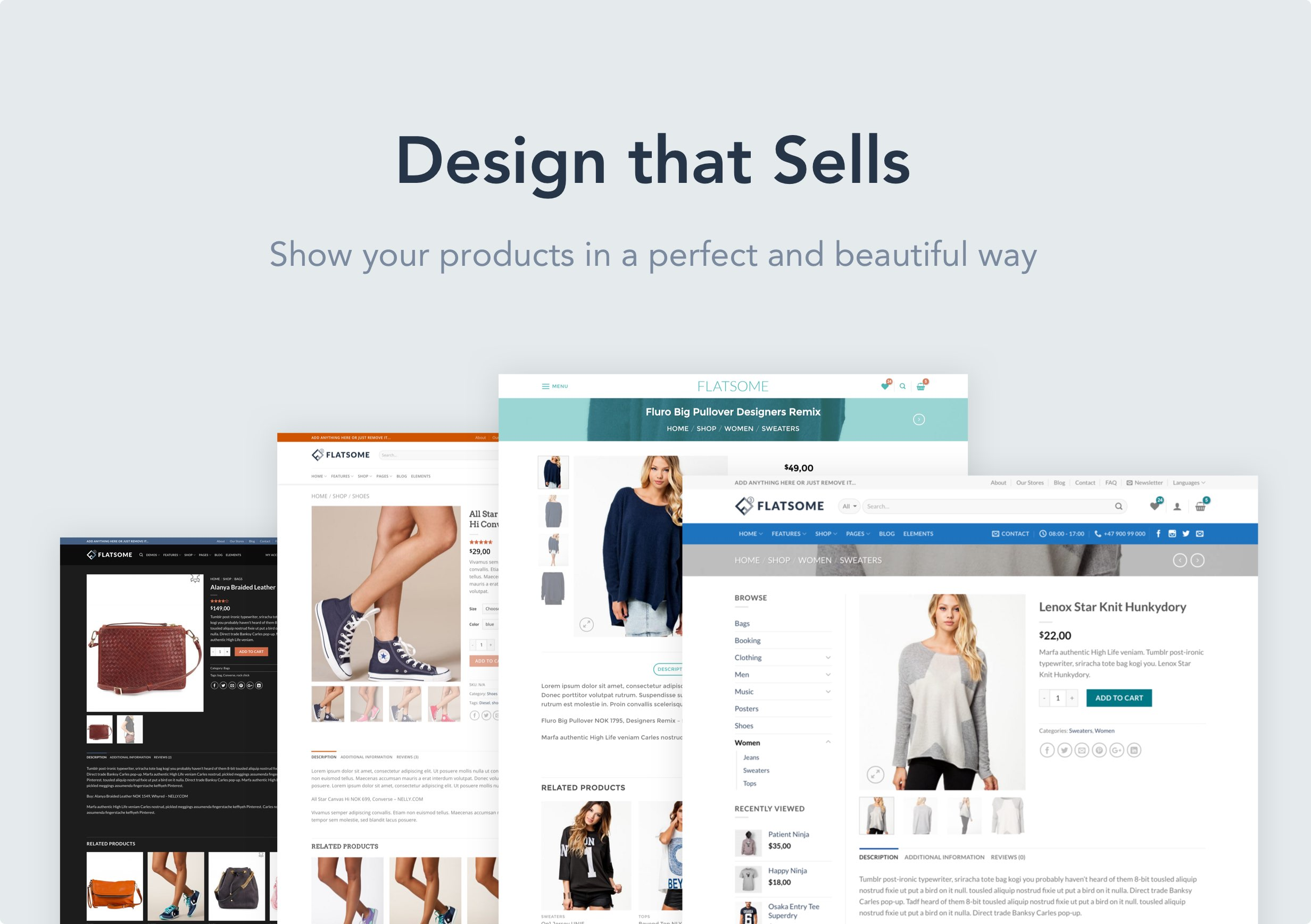 product example - Flatsome | Multi-Purpose Responsive WooCommerce Theme