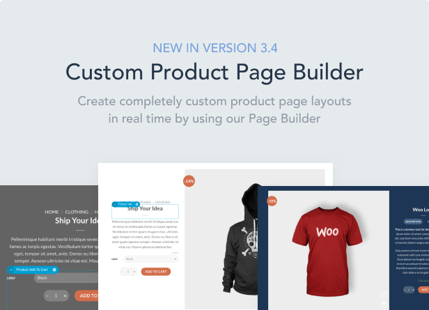 product page builder - Flatsome | Multi-Purpose Responsive WooCommerce Theme