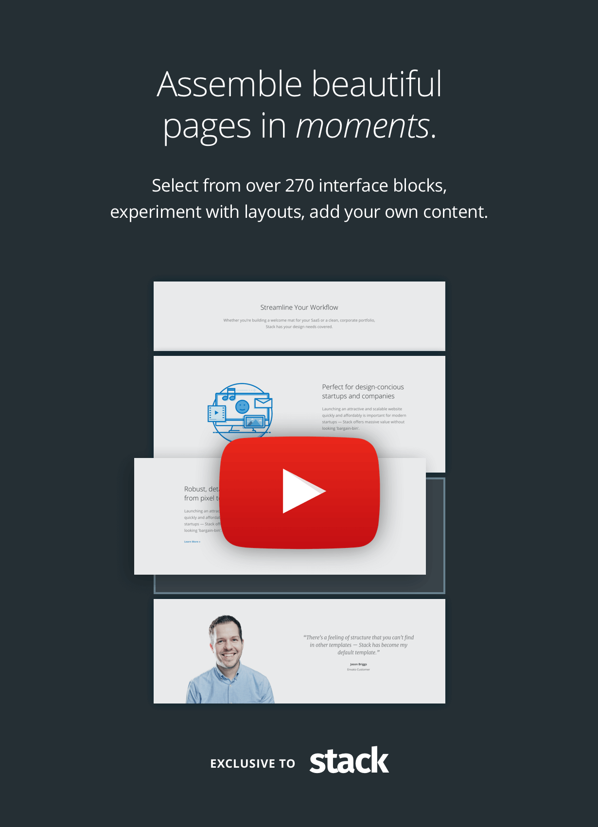 promo4 - Stack - Multi-Purpose WordPress Theme with Variant Page Builder & Visual Composer