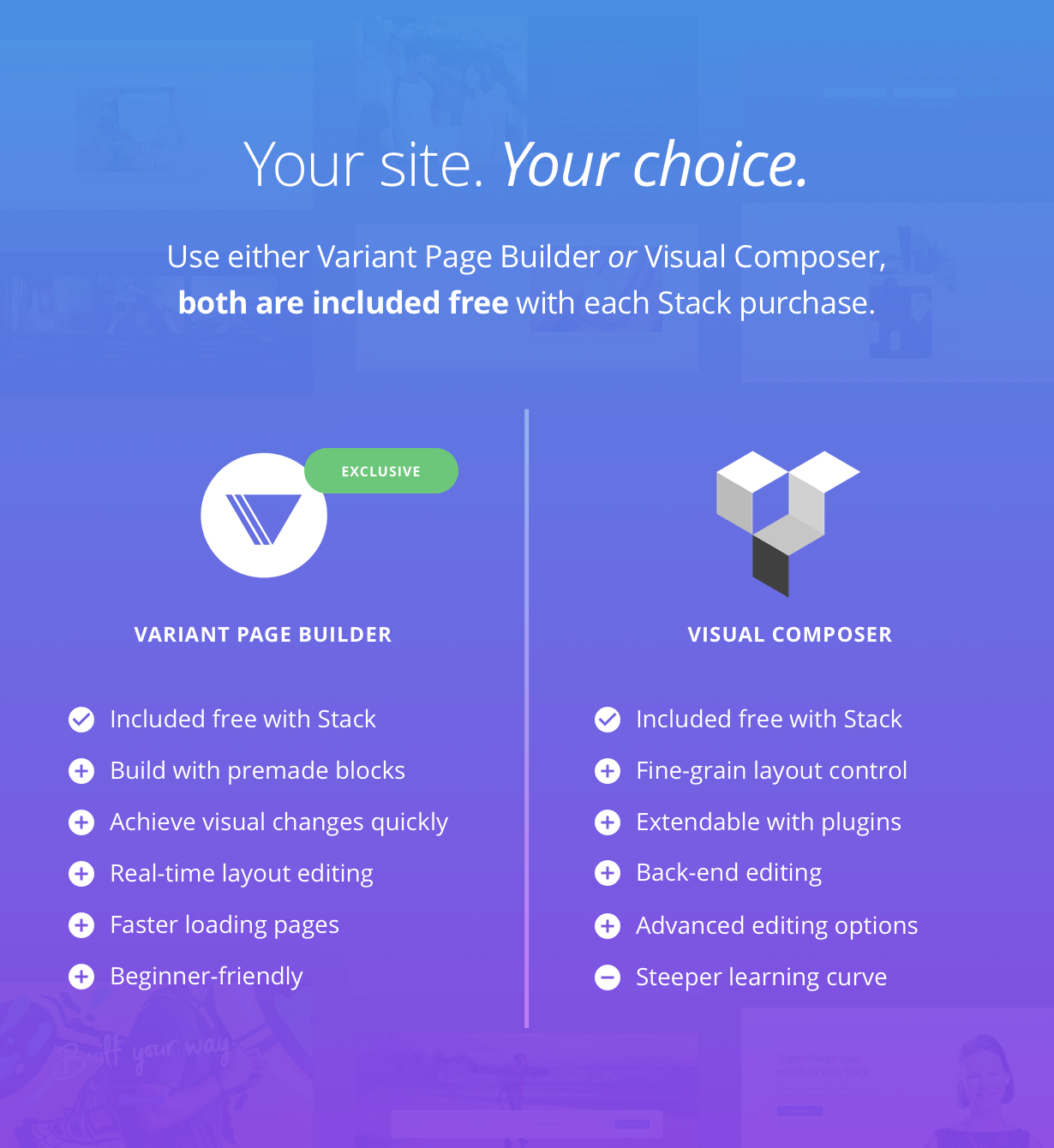 promo5 - Stack - Multi-Purpose WordPress Theme with Variant Page Builder & Visual Composer
