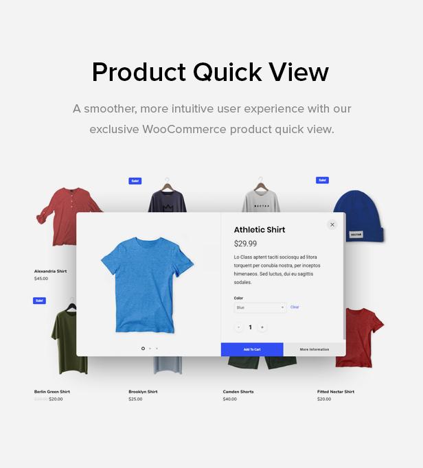 quick view - Salient - Responsive Multi-Purpose Theme