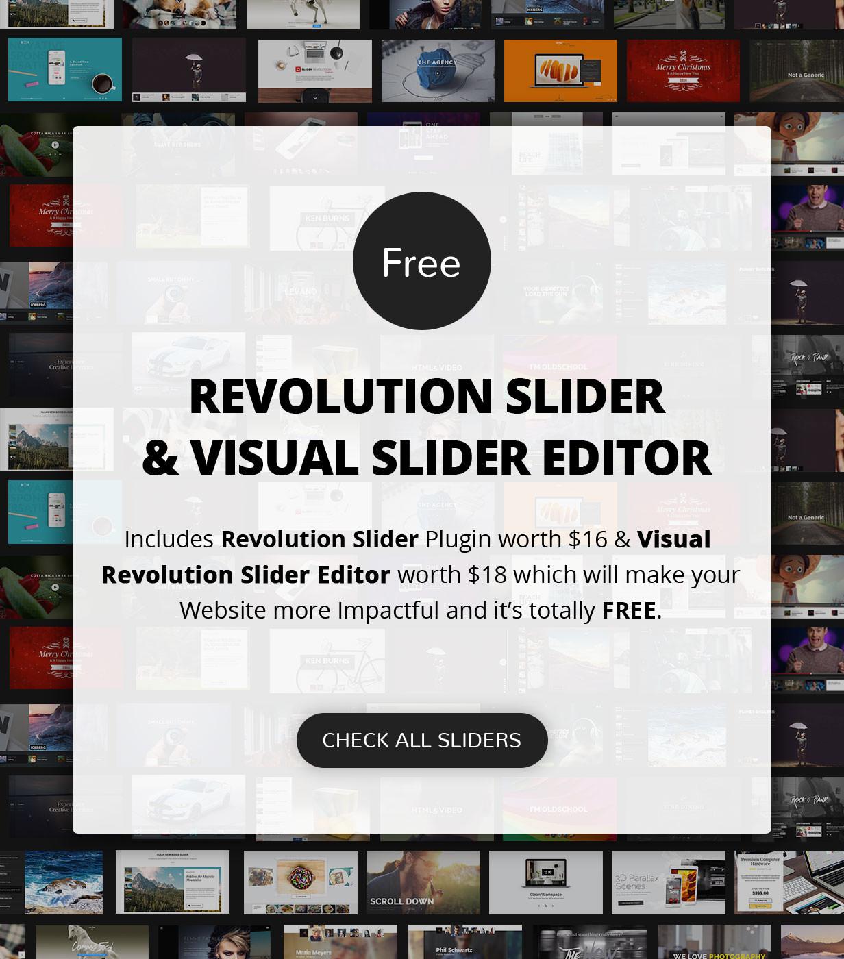 revolution - Canvas   The Multi-Purpose HTML5 Template
