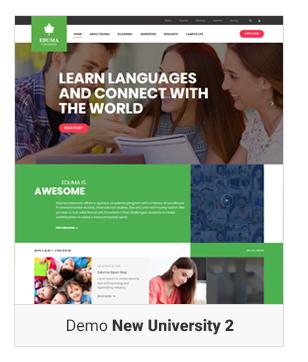 stanford demo - Education WordPress Theme | Eduma