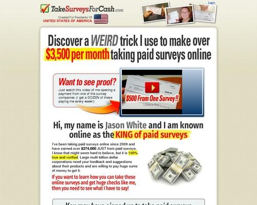 surveys6 x400 thumb - Take Surveys For Cash