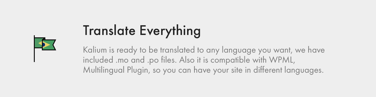 translate everything - Kalium - Creative Theme for Professionals
