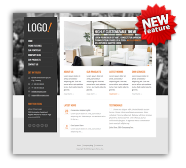 uncurverd version - RT-Theme 15 Premium Wordpress Theme