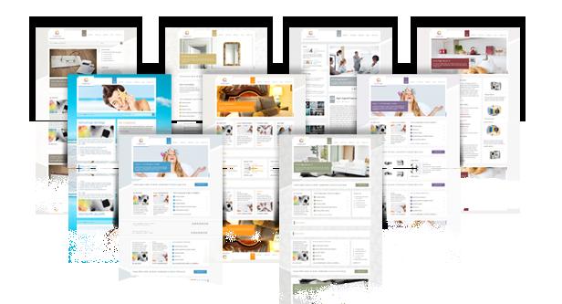 unlimited colors - RT-Theme 17 Responsive Wordpress Theme