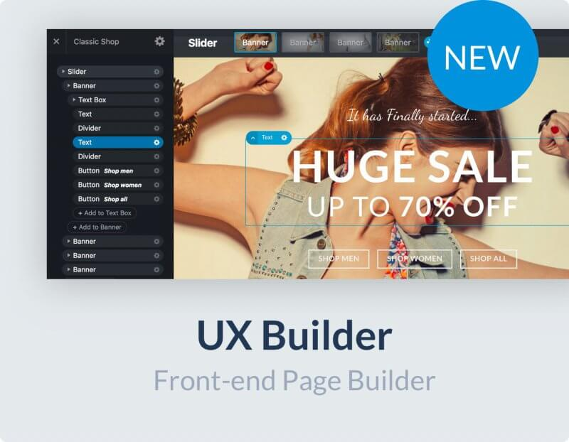ux builder 1 800x622 - Flatsome | Multi-Purpose Responsive WooCommerce Theme