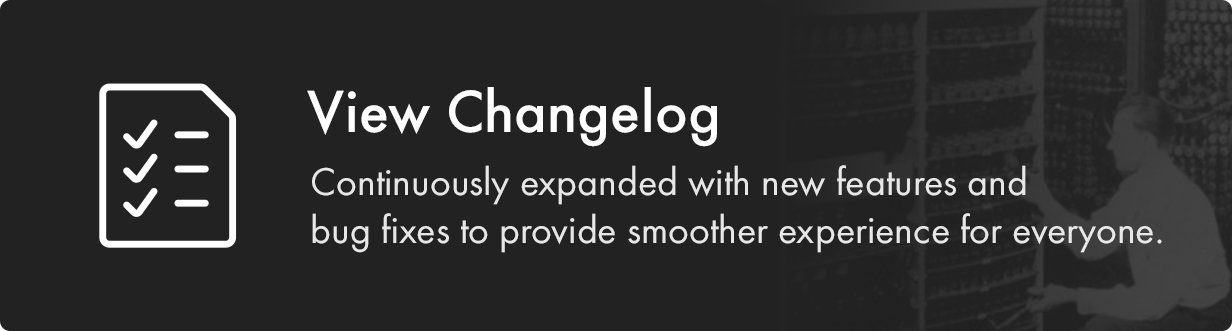 view changelog - Kalium - Creative Theme for Professionals