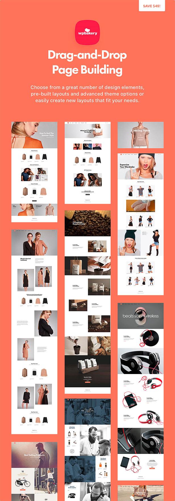 woocommerce shopkeeper pages - Shopkeeper - eCommerce WordPress Theme for WooCommerce
