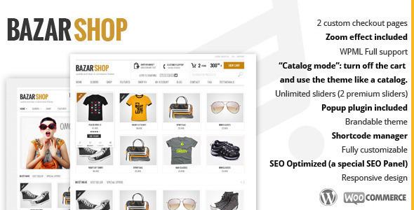 001.  large preview - Bazar Shop - Multi-Purpose e-Commerce Theme
