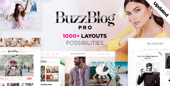 01 590x300 preview buzzblogpro.  large preview - Buzz - Lifestyle Blog & Magazine WordPress Theme