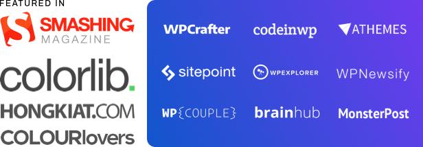 01 featured in - ListingPro - WordPress Directory Theme