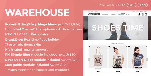 01 big promo.  large preview - Warehouse - Responsive Prestashop 1.6 & 1.7 theme