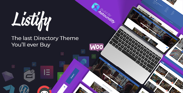 01 large preview.  large preview - Listify - Directory WordPress Theme