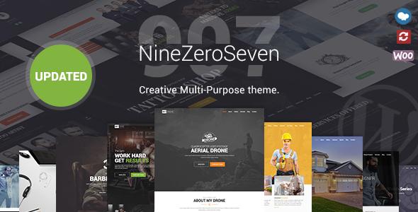 01 mainimage.  large preview - 907 - Responsive Multi-Purpose WordPress Theme