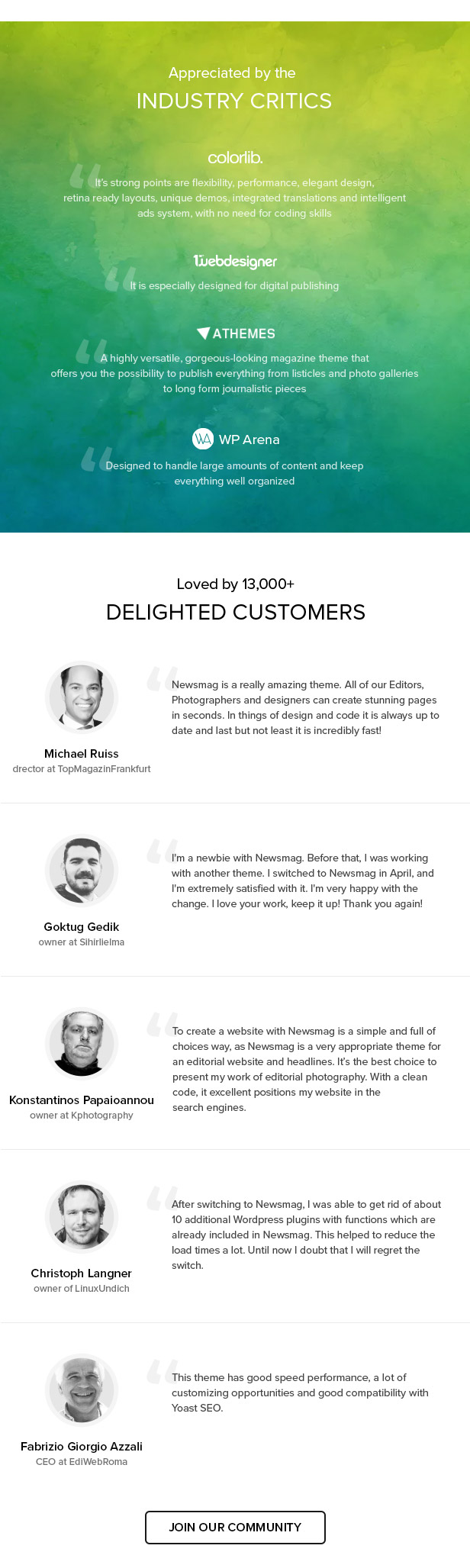 02 industry - Newsmag - Newspaper & Magazine WordPress Theme