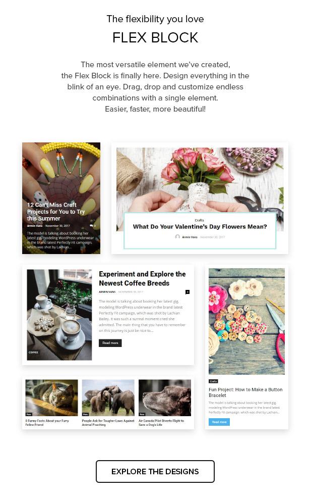 06 flex - Newsmag - Newspaper & Magazine WordPress Theme