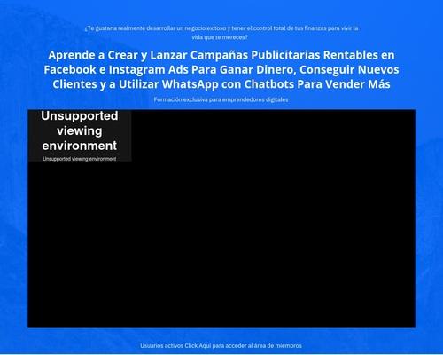 0promo x400 thumb - Taller Online De Facebook E Instagram Ads Y Whatsapp Business