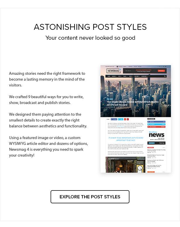 15 posts - Newsmag - Newspaper & Magazine WordPress Theme