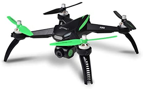 1597420617 41AYHJVxHTL. AC  - Contixo F20 GPS RC Quadcopter Photography Drone with Camera for Adults - 5GHz WiFi 1080P FHD Gimbal Camera - 20 Minutes Flight Time - 4 Brushless Motors with 90° Adjustable Camera for Advanced Selfie