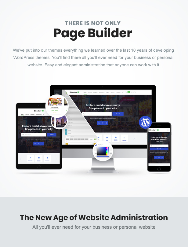 1597790821 246 page builder - DirectoryPRO - WordPress Directory Theme