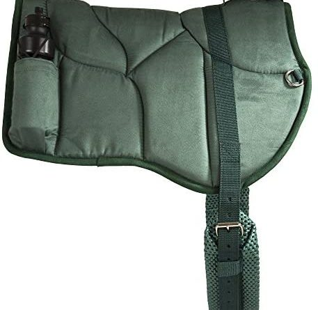 1598678704 513NxM0GD6L. AC  457x445 - Best Friend Western Style Bareback Saddle Pad