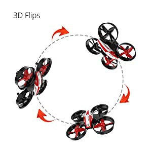 1cc80098 bb76 4d68 8a76 63ffc3b730b3. CR0,0,2000,2000 PT0 SX300   - Holy Stone HS210 Mini Drone RC Nano Quadcopter Best Drone for Kids and Beginners RC Helicopter Plane with Auto Hovering, 3D Flip, Headless Mode and Extra Batteries Toys for Boys and Girls