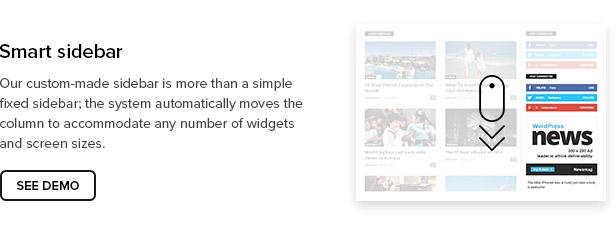 20 sidebar - Newsmag - Newspaper & Magazine WordPress Theme