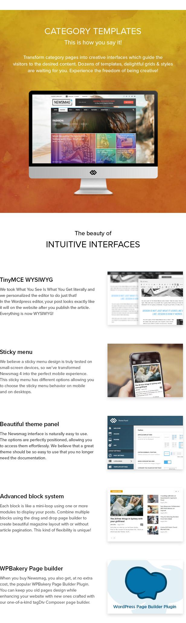 241 categories 1 - Newsmag - Newspaper & Magazine WordPress Theme